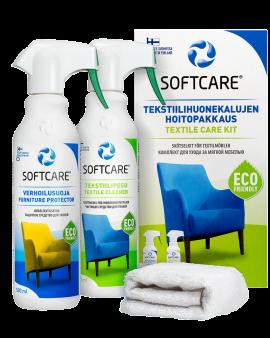 Kit Limpieza y Protección para Textiles