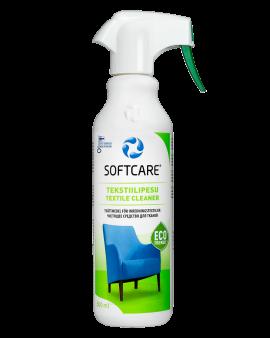 Softcare Limpiador para Textiles – para Sofás Sillas Ropa Coches – 500ml