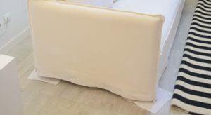 limpieza sofas - preparacion